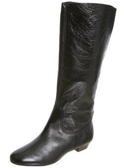 Topshop Flat Boot
