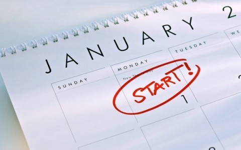 New Year's Resolutions for 2013